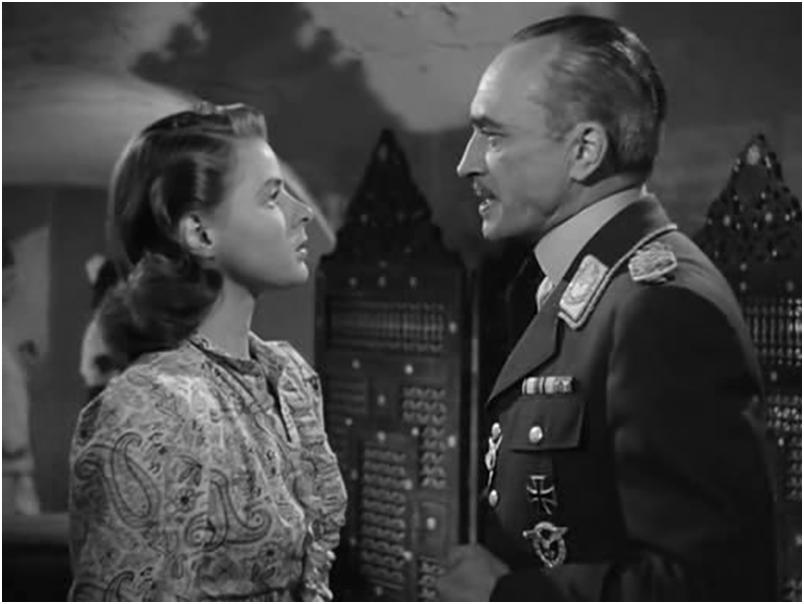 My Dear, Perhaps You Have Already  Observed That In Casablanca Human Life Is Cheap