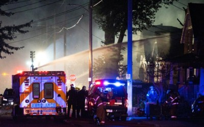 Nothing Learned or Changed At Anniversary of Massive Explosion in London Ontario