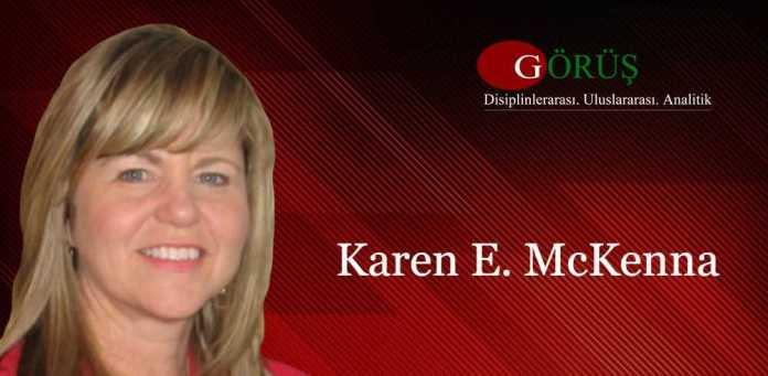 Karen E McKenna