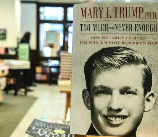 Mary Trump's book