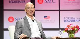 Amazon CEO su