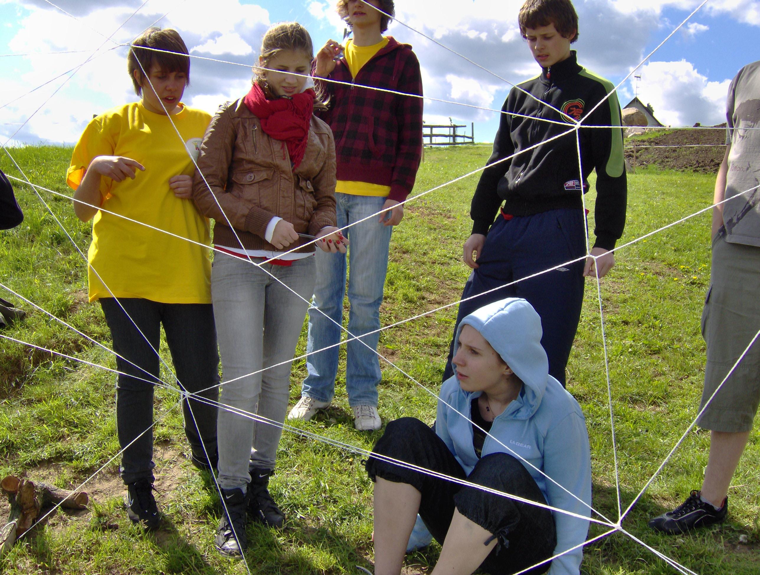 Projekty międzynarodowe – początki  zmian w polskiej szkole