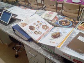 sala do gotowania - książki kucharskie