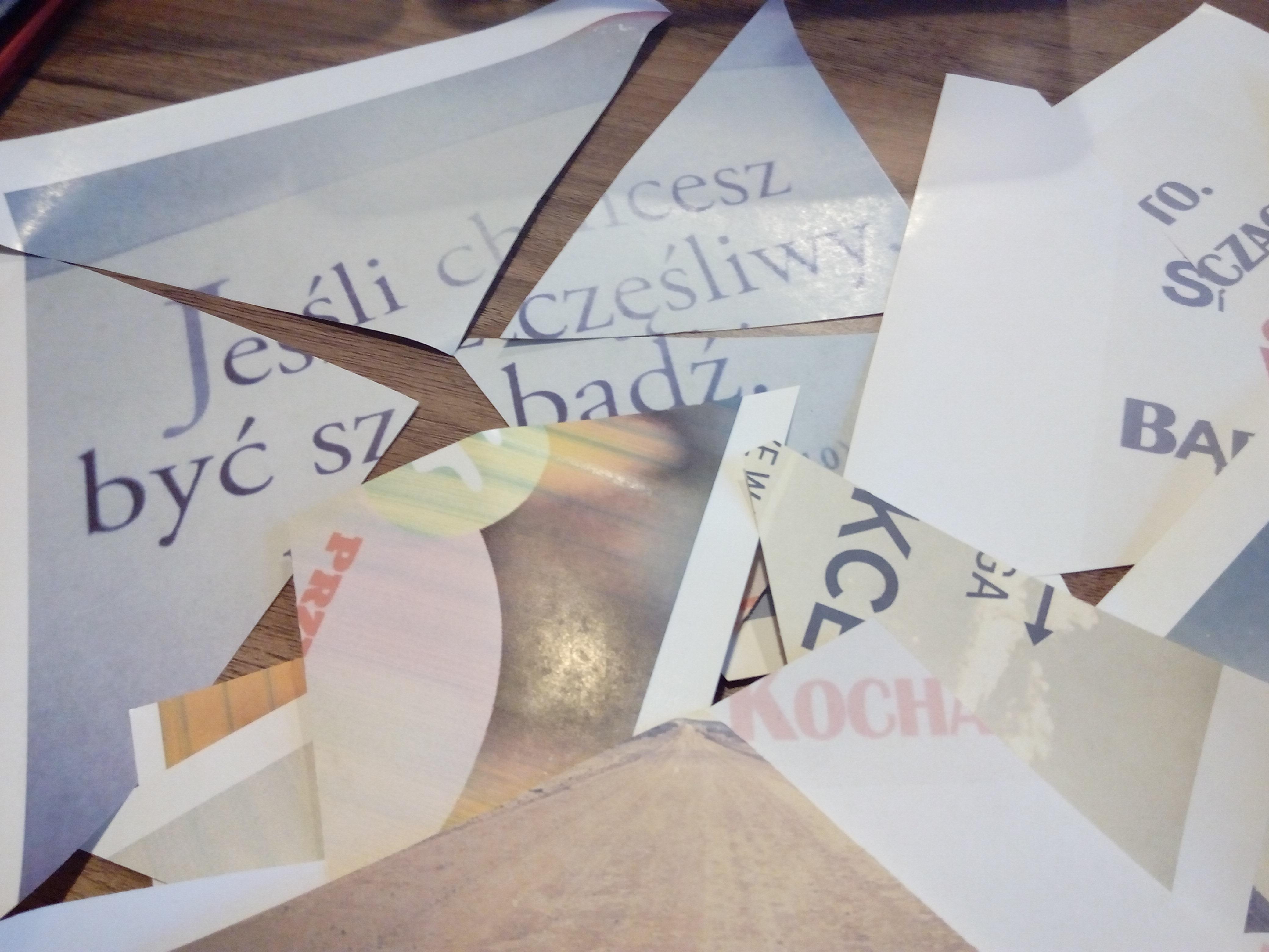 Trening twórczości – pomysły na warsztaty