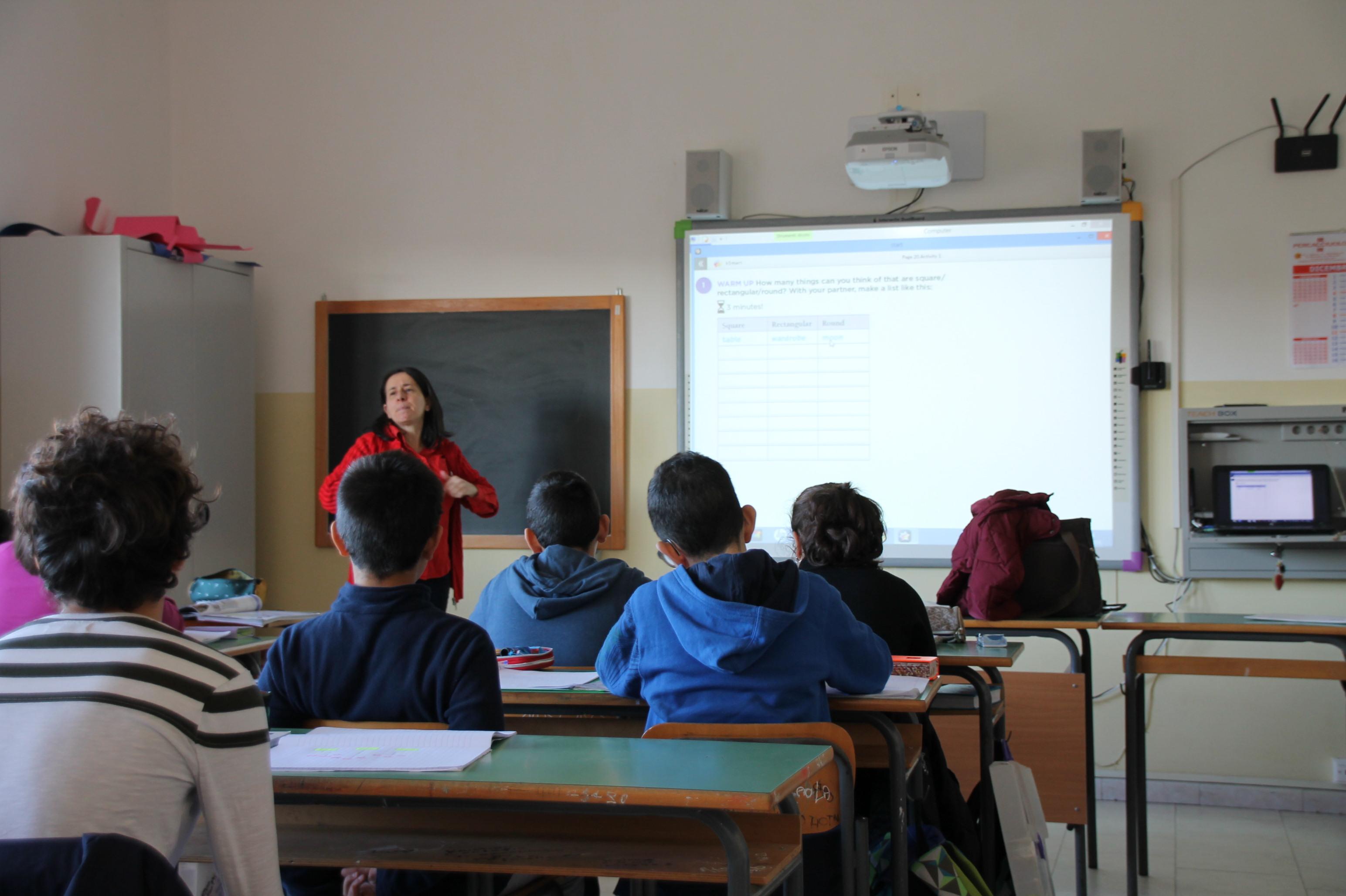 Edukacja po włosku
