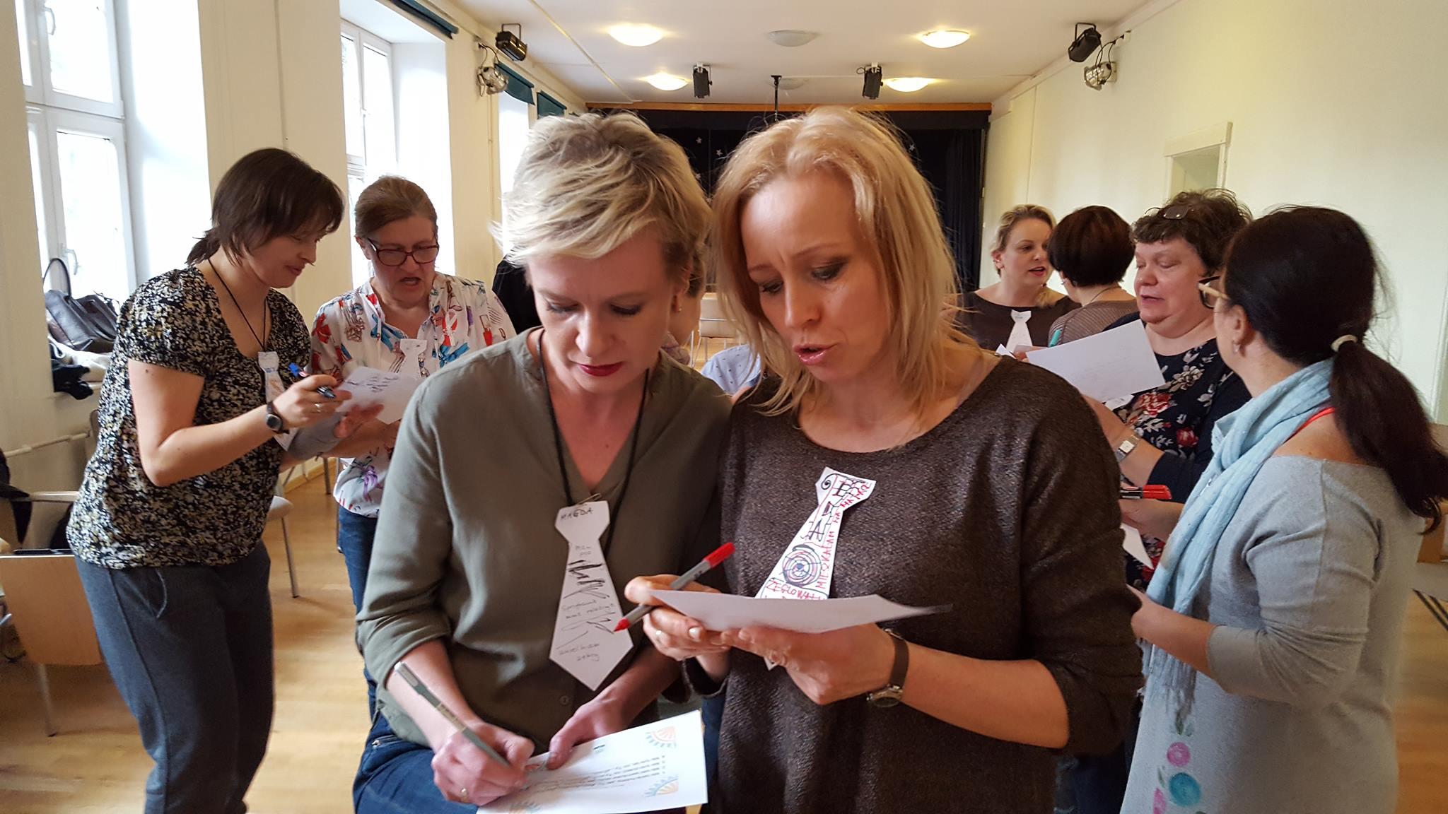Trening komunikacji interpersonalnej i uważności – propozycje ćwiczeń