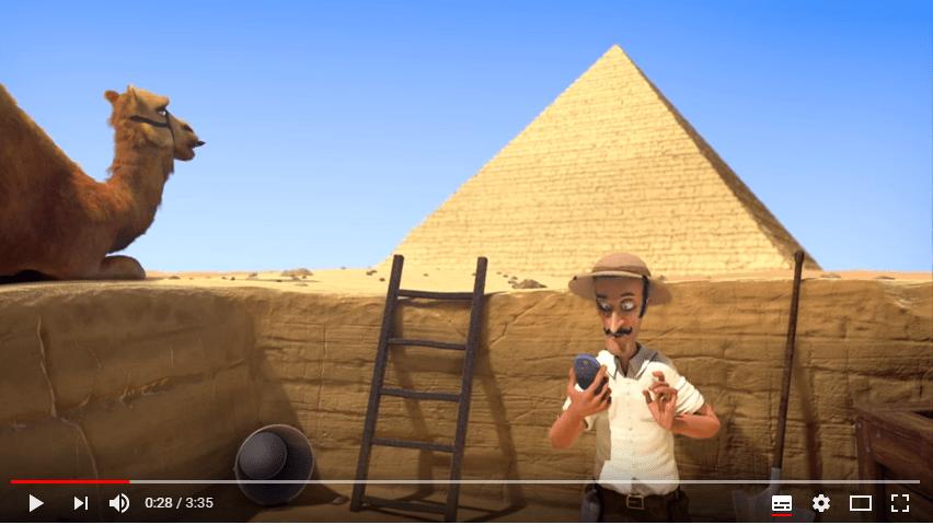 Filmy animowane  w klasie – inspiracje