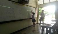 w tajskiej szkole