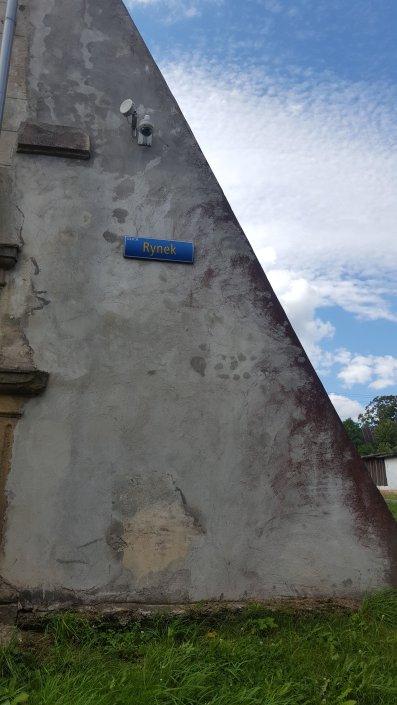 Rynek w Chełmsku Śląskim