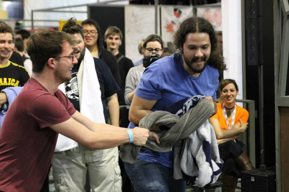 Jour de la Serviette 2015 : 3 jours de folie entre Geekopolis et l'école 42