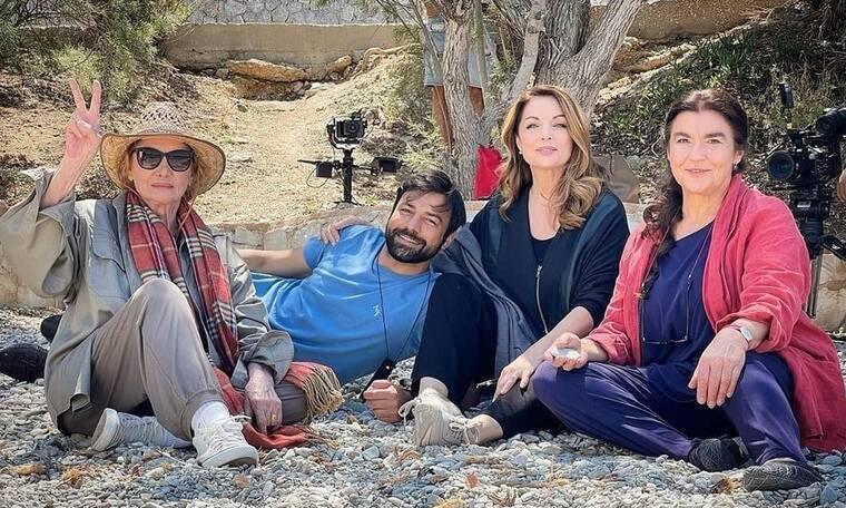 Η γη της ελιάς: Ξεκίνησαν τα γυρίσματα της νέας σειράς του Ανδρέα Γεωργίου  στο MEGA | Gossip-tv.gr