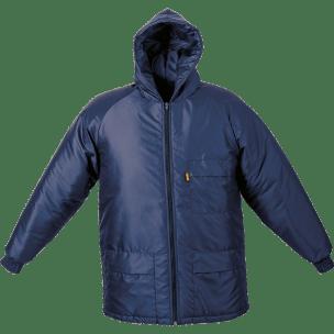 Husky freezer Jacket: Available in: Navy