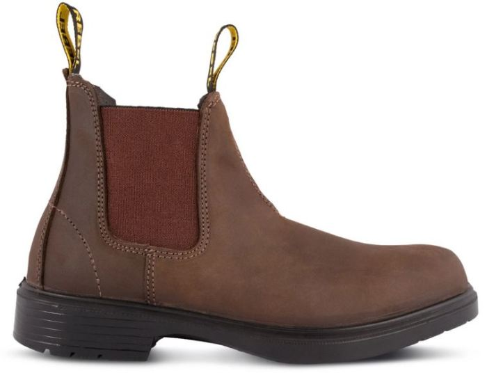 Classic Work Boot Brown