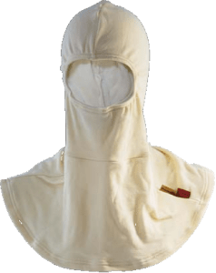Anti-Flash hood