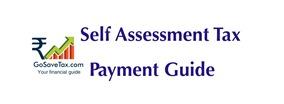 Self Assessment Tax Details