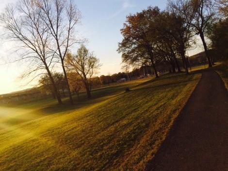 Archey Fork Park in Clinton, Arkansas