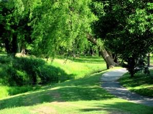 Riverwalk Trails in the heart of Clinton