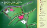 Clinton-AR-Archey-Park-Map