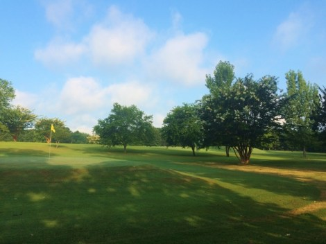 Red River Golf Course, Clinton AR 4