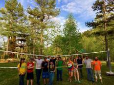 Rock Pit Ranch Volleyball