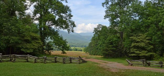 Cade's Cove Vista - Smoky Moutains National Park