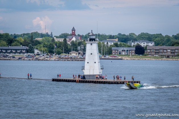 Ludington Pierhead Lighthouse