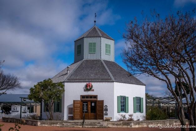 Fredericksburg Pioneer Memorial