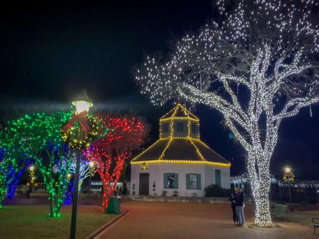 Fredericksburg Christmas Lights