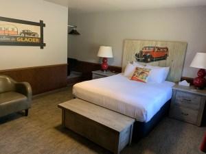 Room at Rising Sun Motor Inn
