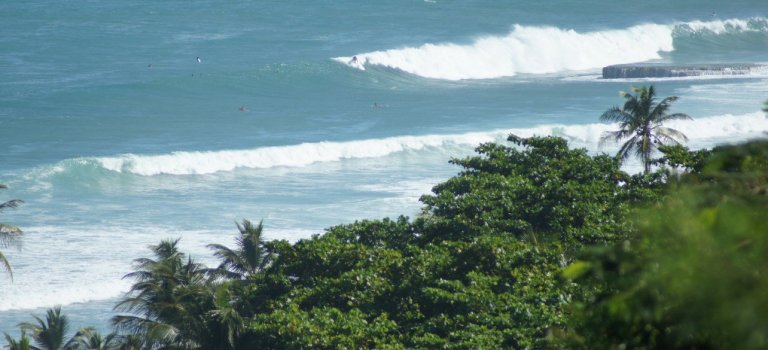 Table Top – Surf Spot in Aguadilla