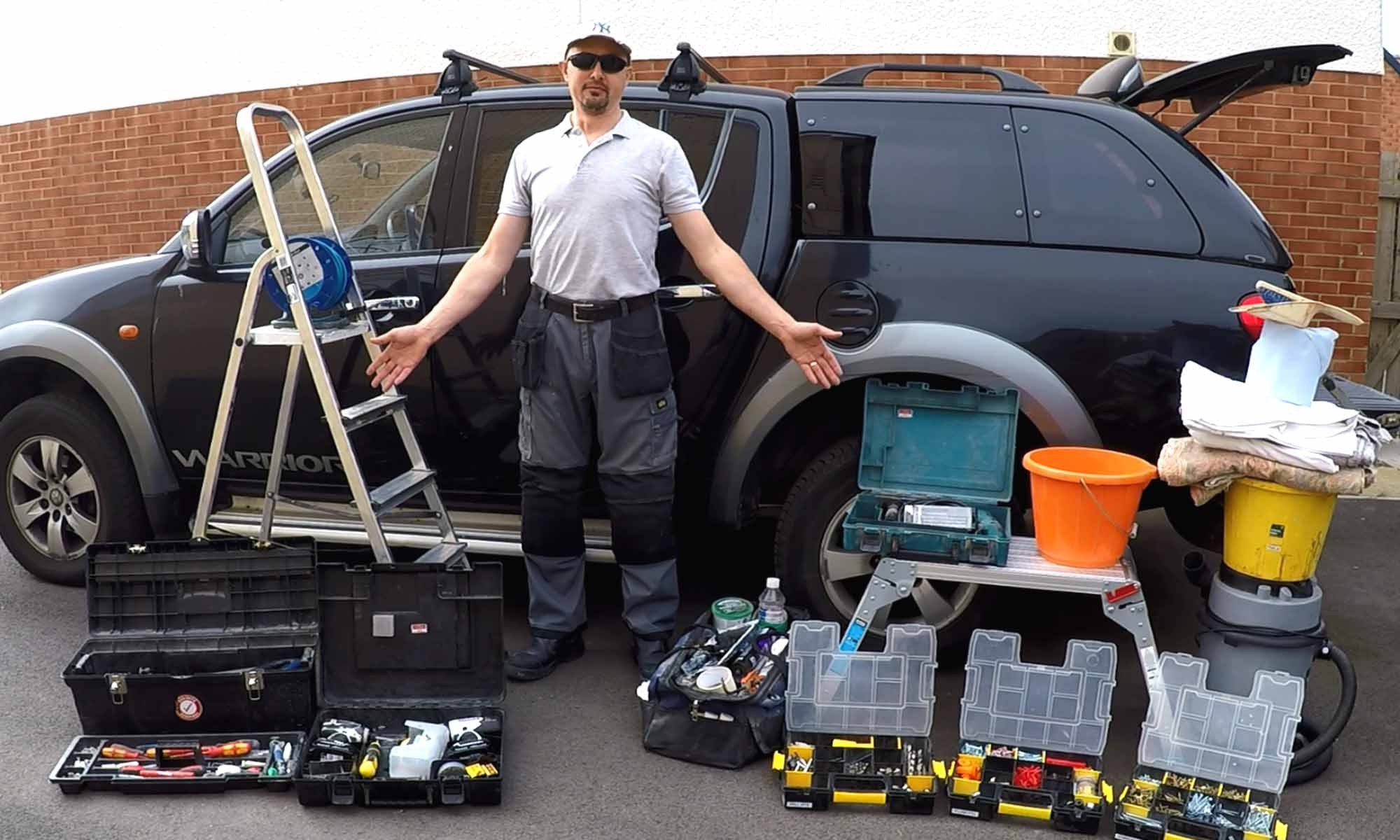Tools For Handyman Jobs