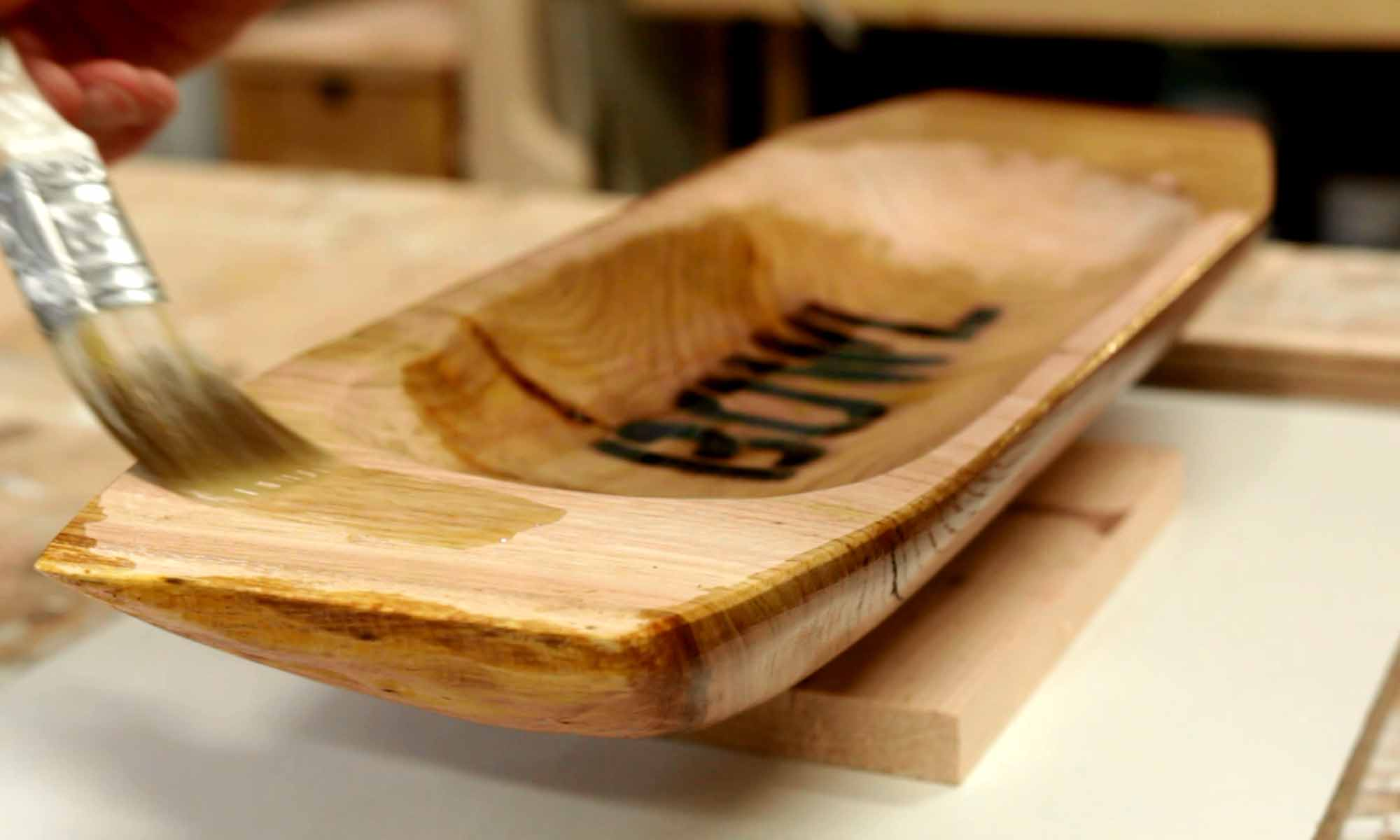 Making a Bowl Without a Lathe - Gosforth Handyman on Cool Small Woodworking Projects  id=95975
