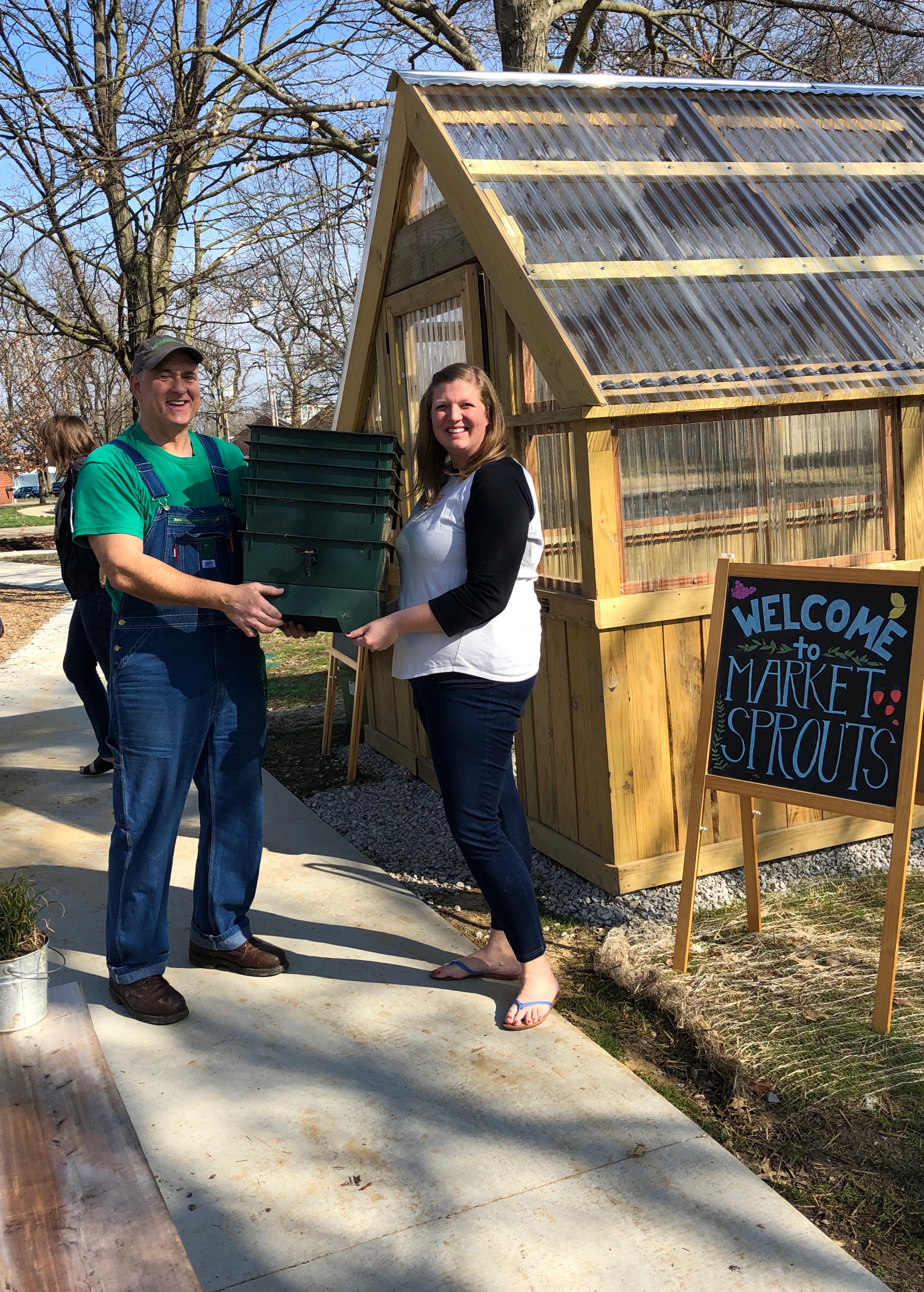 Market Sprouts Partners with The Edwardsville Children's Museum