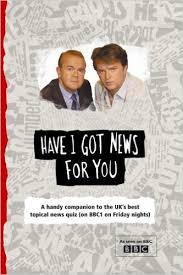 Have I Got News For You-Ged Parsons book