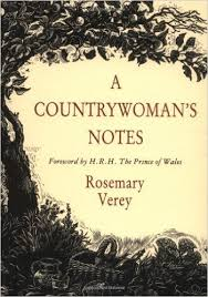 A Country Woman's Year-Rosemary Verey book