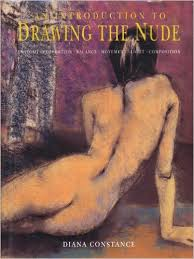 An Introduction to Drawing the Nude-Diana Constance book