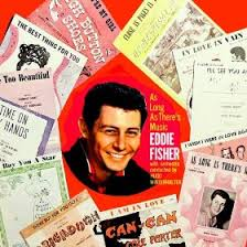 As Long As There's Music-Eddie Fisher Vinyl