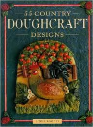 55 Country Doughcraft Designs-Linda Rogers book