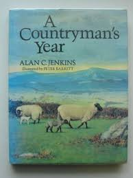 A Countryman's Year-Alan C. Jenkins book
