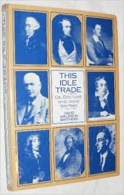This Idle Trade-David Waldron Smithers book