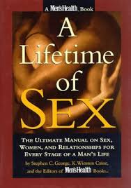 A Lifetime of Sex-Stephen C. George & K. Winston Caine book