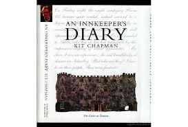 An Innkeeper's Diary-Kit Chapman book