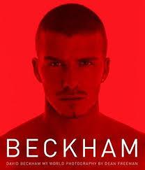 Beckham-David Beckham book