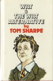 Wilt & The Wilt Alternative-Tom Sharpe book