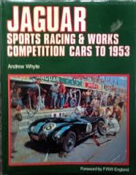 jaguar-sports-racing-works-competition-cars-to-1953 book