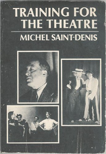 training-for-the-theatre-michel-saint-denis book