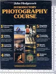 John Hedgecoe's Introductory Photography Course-John Hedgecoe book