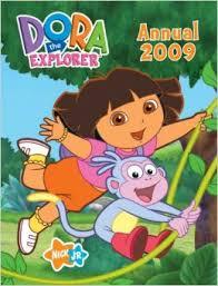 Dora the Explorer Annual 2009 book