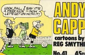 vAndy Capp - Number 41- Reg Smythe book