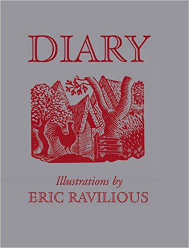 Diary - Eric Ravilious (illustrator) book